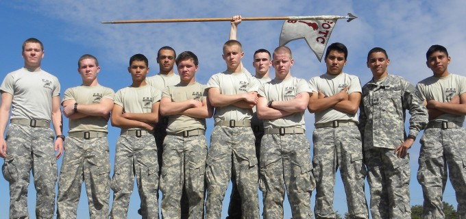 Junior Reserve Officer S Training Program Jrotc Jted