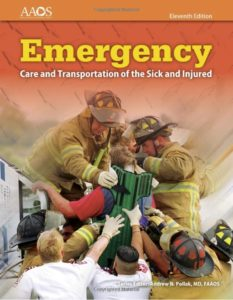 Emergency Care and Transportation of the Sick and Injured textbook cover